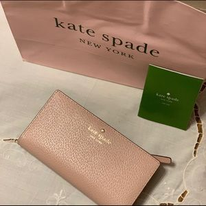 ♠️ Kate Spade Stacy Wallet